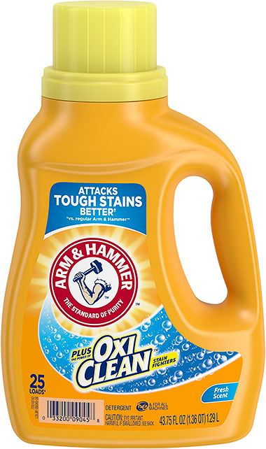 Plus OxiClean™, Fresh Scent