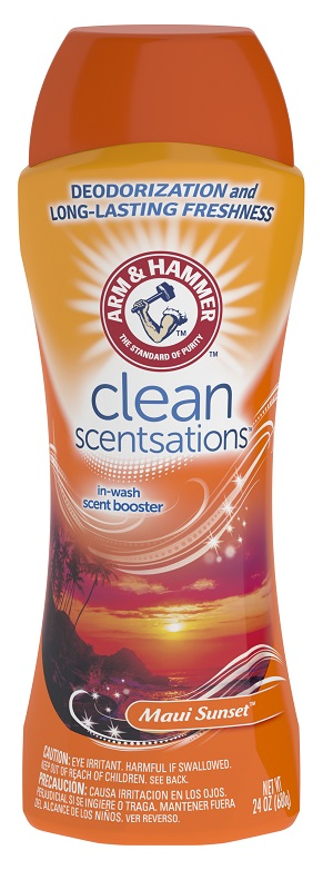 Clean Scentsations™ In-Wash Scent Booster Maui Sunset™