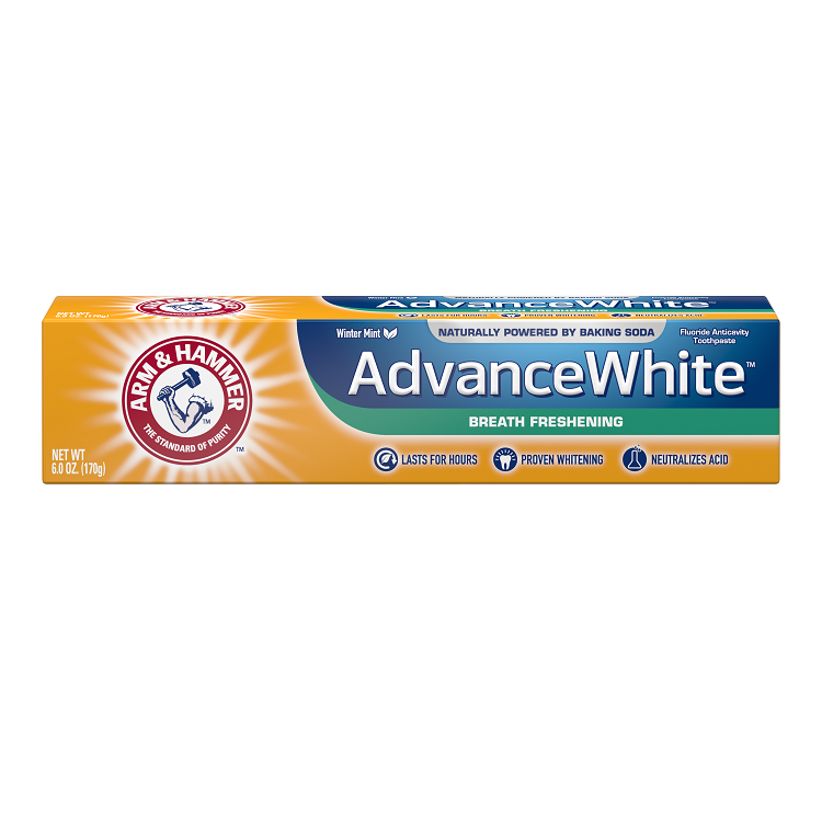 Advance White™ Breath Freshening Toothpaste
