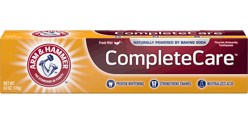 Complete Care™ Toothpaste