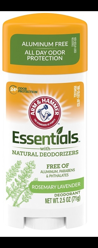 Essentials Solid Deodorant Fresh Rosemary Lavender