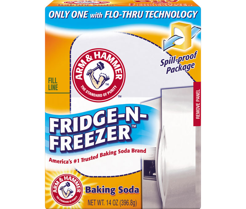 Fridge-n-Freezer™ Odor Absorber
